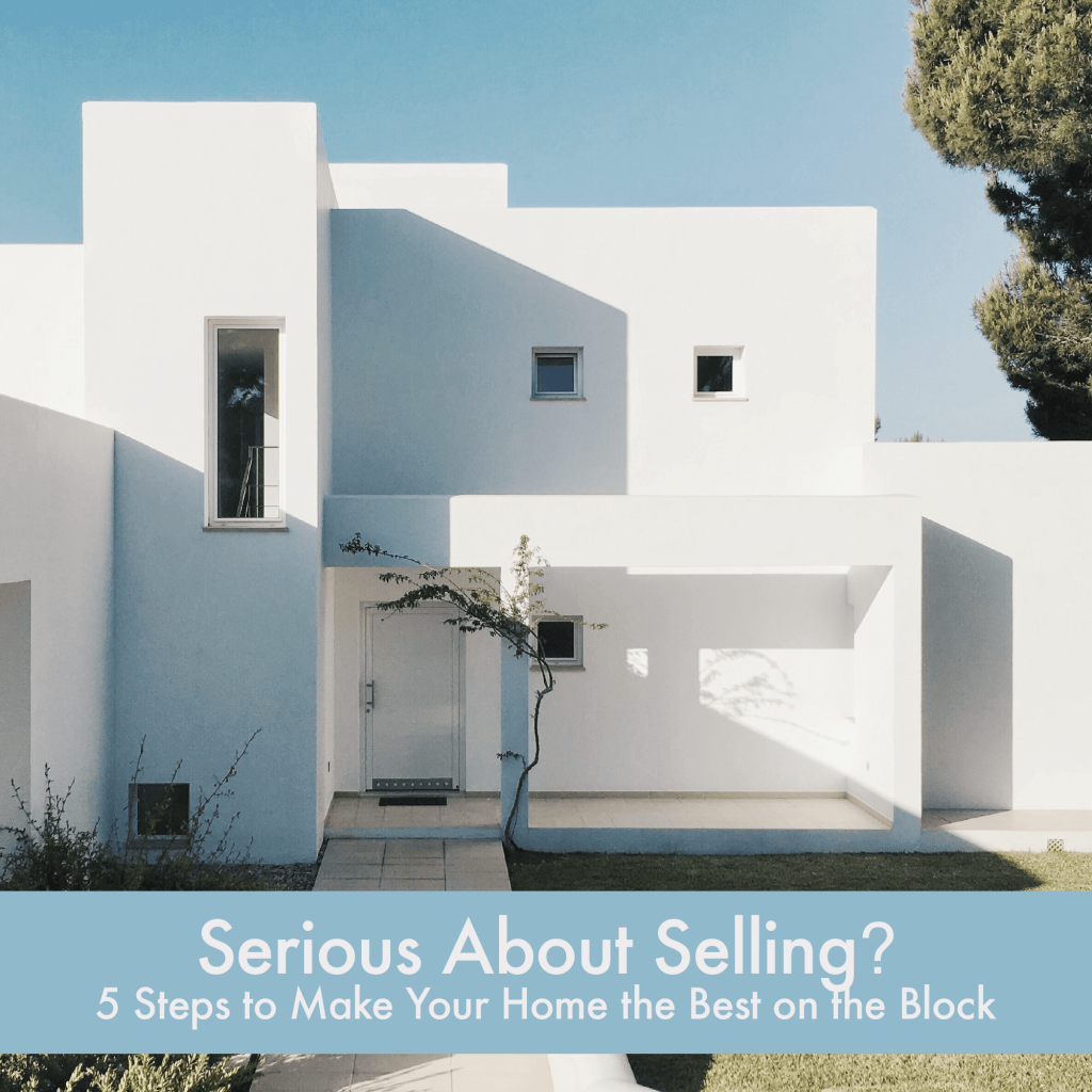 Serious About Selling - 5 Steps