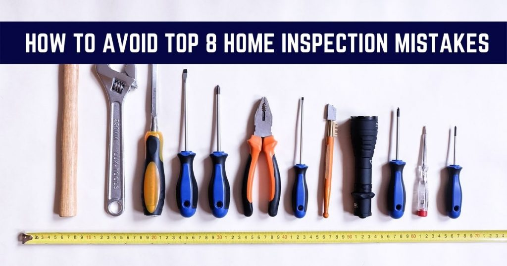 How to avoid home inspection mistakes