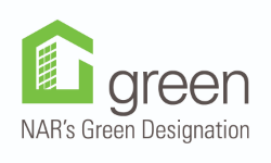 Green Real Estate Logo